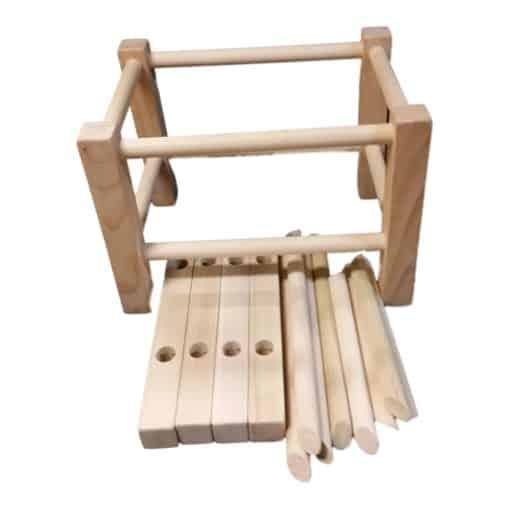 Prime Footstool Frame Heavy Duty Uses Rush Reed Binding Cane Etc Creativecarmelina Interior Chair Design Creativecarmelinacom