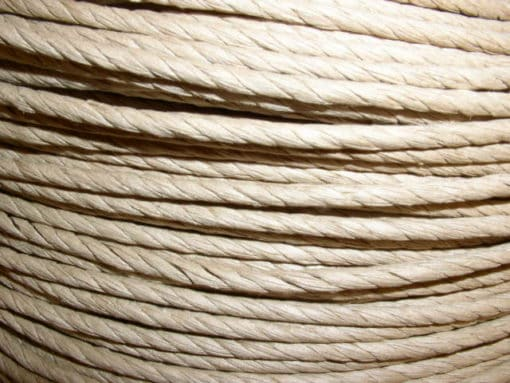 Laced Danish Cord 3 Ply 2 Lb. Coil, Denmark Weave
